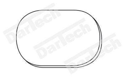 Fereastra ovala pentru usa batanta fara cheder